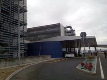ospedale nuovo entrata