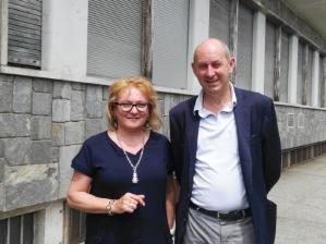 Fulvia Zago e Cesare Molinari