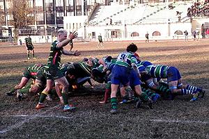 Edilnol Brc vs Cus Milano