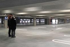 Parcheggio Funicolare - primo piano