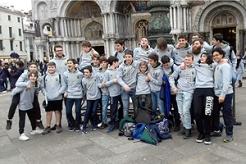U14 in trasferta a Venezia prima della tappa del SuperChallenge di Treviso