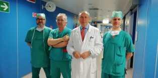 équipe chirurgia