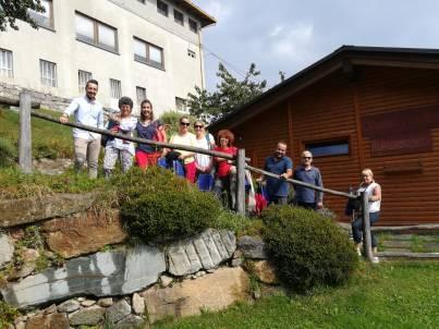 visita alla Bossola dell'educational internazionale