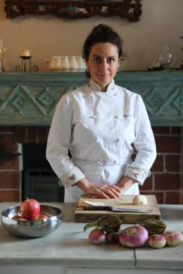 chef Marta Foglio