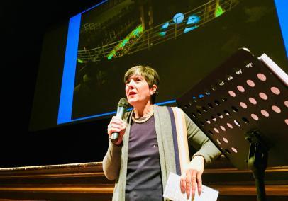 Teresa Barresi presentazione stagione teatrale 2018