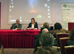 Alberto Anglesio e Viola Erdini introducono il primo giorno di lavori