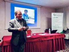 Franco Piunti commemora Adriano Giacomin