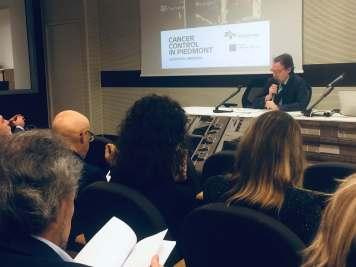 Lorenzo Maffioli (Asl Biella) introduce il secondo giorno di convegno