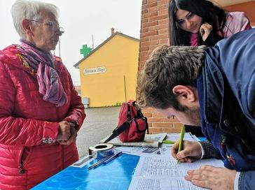 raccolta firma anci