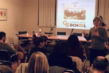 presentazione community school 1