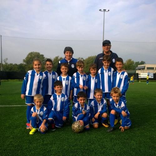 gaglianico primi calcio 2011