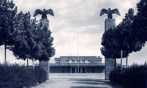 stazione biella fascista