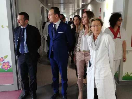 biella, visita cirio ospedale