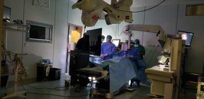 ospedale operazione retina 2