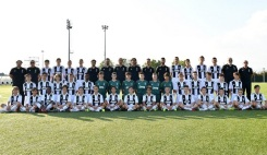 VINOVO, ITALY - SEPTEMBER 05: during the Juventus U14 Headshots at Juventus Center Vinovo on September 5, 2018 in Vinovo, Italy. (Photo by Valerio Pennicino - Juventus FC/Juventus FC via Getty Images) *** Local Caption *** Luca Andretta