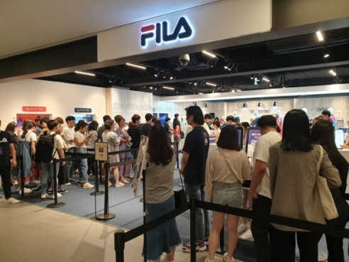 FILA Korea Exhibition_MAY 2019_110
