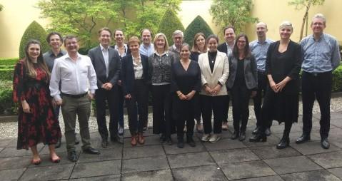 I referenti partner di progetto SMARTX-ETP
