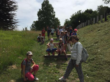 Pettinengo, Turista nel mio paese -2 alunni in visita a villa Piazzo