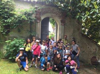 Pettinengo, Turista nel mio paese -4 entrata casa Clementina