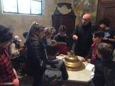 Pettinengo, Turista nel mio paese -6 visita in chiesa con Don Ferdinando Gallo