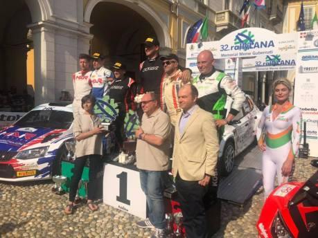 rally lana 2019, vincitori