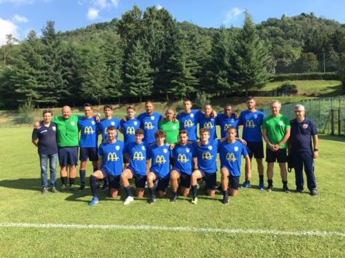 calcio, fulgor 2019-20