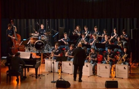 Erios Junior Jazz Orchestra