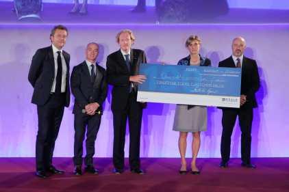 premiazione Reale Foundation