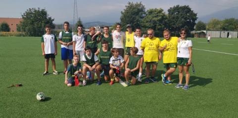 Rugby Flag Unificato - foto di Liceo Cossatese e della Vallestrona