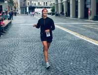 Serena Remus prima arrivata femminile corsa della speranza 2019