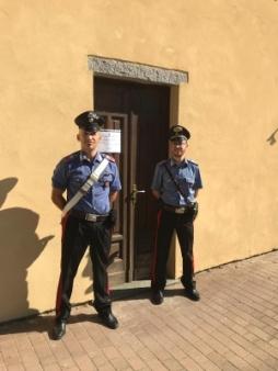 carabinieri a mottalciata