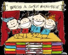 il logo del contest dell'iniziativa ioleggoperchè