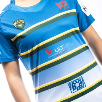 rugby, maglia lilt donne