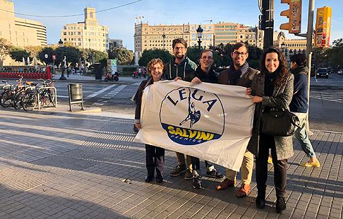Ercoli a Barcellona con SOM