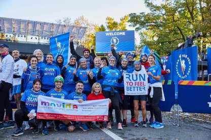 Run to Feel Better, new york, 2019, 003