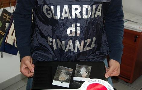 gdf, sequestro droga dicembre 2029